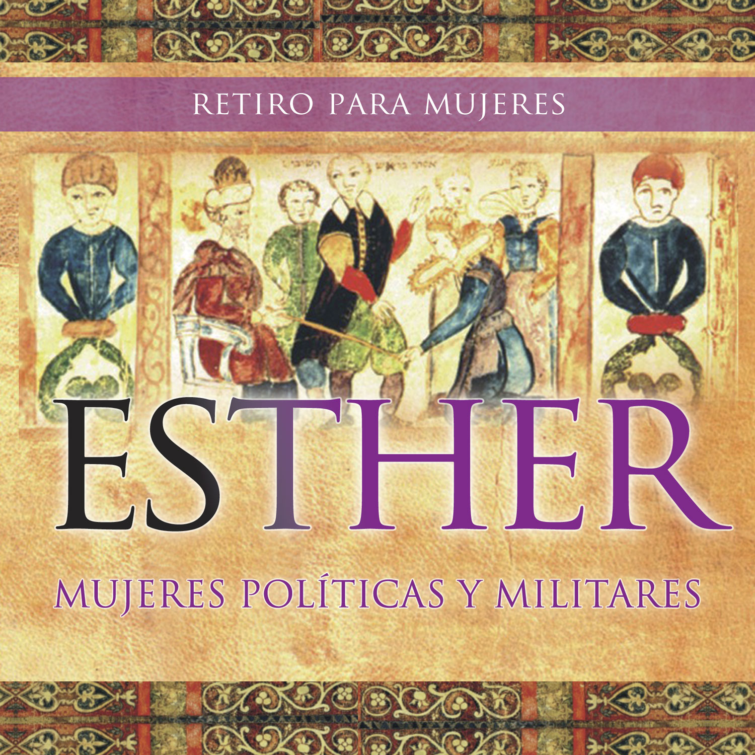 Retiro Esther mayo 2018